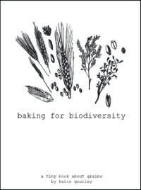 Baking for Biodiversity Zine